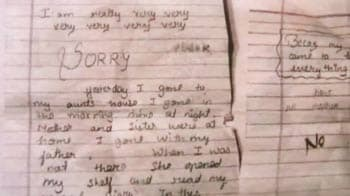 Video : 11-yr-old kills herself over her diary