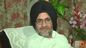 Video : Jarnail Singh complains of lack of work