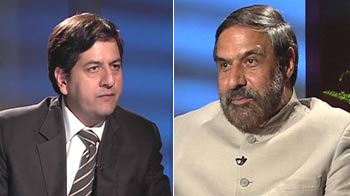 Video : Nothing wrong with Hillary Clinton's queries: Anand Sharma