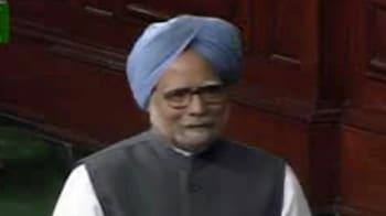 Video : PM's poetic assault on Sushma Swaraj