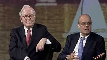 Video : May invest in India anytime soon: Buffett