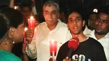 Video : India observes Earth Hour