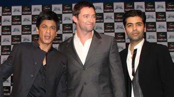 Video : In Conversation: Hugh, SRK and KJo