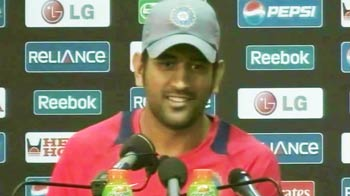 Video : Team India fit for Pakistan clash: Dhoni