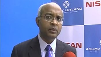 Video : Ashok Leyland, Nissan unveil LCV DOST