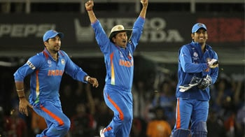 Video : Watch best moments of India vs Pak