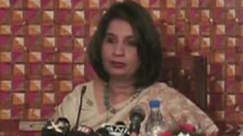 Video : 'Mohali' spirit in Indo-Pak ties, says Nirupama Rao
