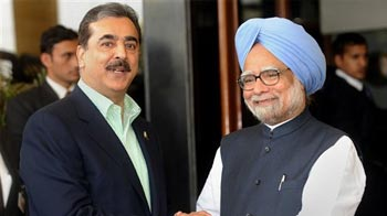 Video : Gilani, PM score high on diplomacy