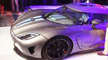 Rs 12.5 crore Koenigsegg Agera in India