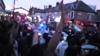 Video : Celebrations of the World Cup go global