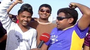 Videos : जीत के जश्न में डूबा अहमदाबाद