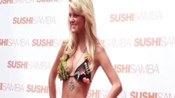 Video : A bikini good enough to eat