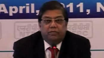 Video : NTPC posts flat growth in profit for FY11