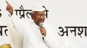 Video : Anna Hazare: This is yet another freedom struggle