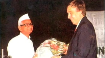 Video : Anna Hazare: From soldier to social reformer