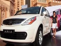 Experience Zone: Tata Aria