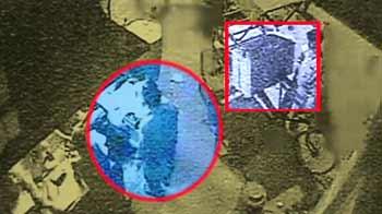 Video : Body found in parcel: Murderer caught on CCTV?