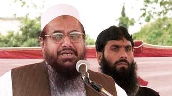 Video : Hafiz Saeed slams cricket diplomacy