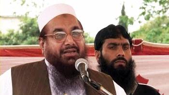 Video : What Hafiz Saeed said about India-Pak