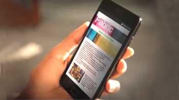 Video : Samsung Galaxy S II to launch in May