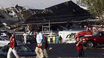 Video : US storm kills 40