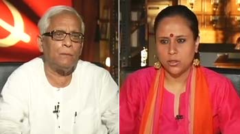 Video : Singur and Nandigram were our biggest mistakes: Buddhadeb