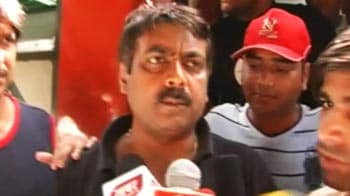 Video : Close encounter for Rajdhani passengers