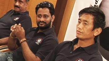 Video : Oscar winner Resul Pookutty to aid in football development