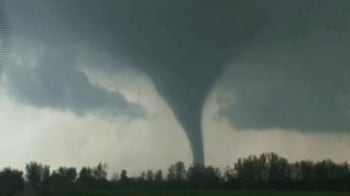 Video : Tornadoes caught on camera
