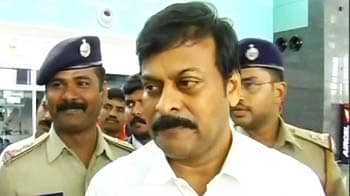 Video : Sai's death a great loss to human race: Chiranjeevi