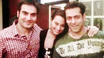Salman is patient with newcomers: Sonakshi