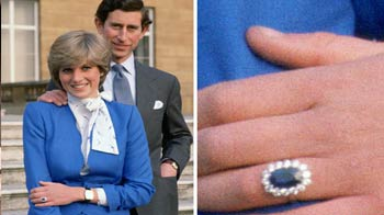 Video : Who Diana's ring really belongs to