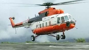 Video : 2 days on, Arunachal Chief Minister Dorjee Khandu's chopper yet to be found