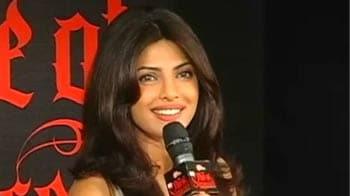 Video : No <I>Dostana</I> for Priyanka