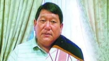 Video : Dorjee Khandu: The strongman of Arunachal