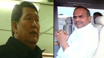 Video : Two Chief Minister helicopter crashes in two years