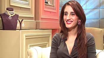 Video : Farah Khan Ali on her jewellery collection