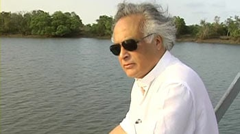 Video : Need to regulate coastal pollution: Jairam Ramesh