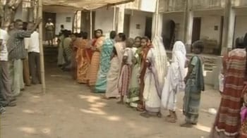 Video : West Bengal: 82.2 per cent polling in phase 5