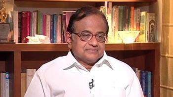 Video : Chidambaram targets BJP over 2G scam