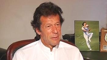 Video : Pakistan being treated as hired gun: Imran Khan to NDTV