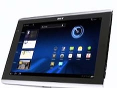 Acer ICONIA tab arrives in India