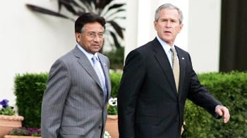 Video : Musharraf allowed US op against Osama in Pak?