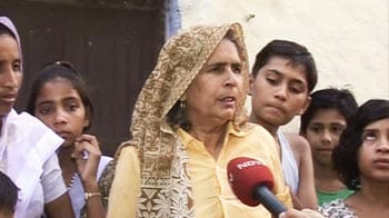 Video : A village where men have disappeared overnight