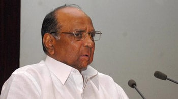 Video : NCP targets Congress on bank scam