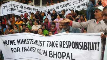 Video : Bhopal Gas case: Court to hear curative petition