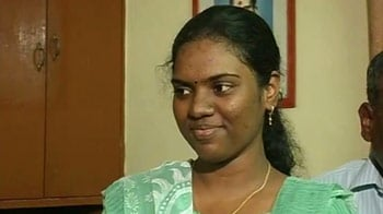 Video : Chennai-based girl tops Civil Services exam