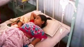 Video : New mothers served phenyl instead of vitamins