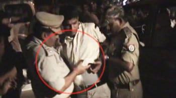 Videos : राहुल की सुरक्षा में सेंध