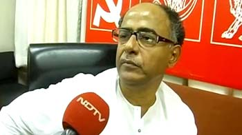 Video : Angry Left's Gautam Deb slams Mamata victory